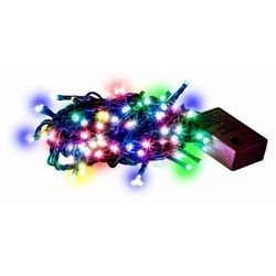 Lampki choinkowe zewnętrzne 100 LED multikolor