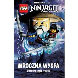 LEGO Ninjago Komiks. Mroczna wyspa. Pierwsza część trylogii (opr. miękka)