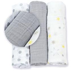 Lulujo Mini Pieluszki Calming Grey