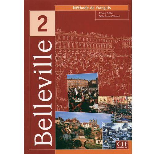 Książki do nauki języka, Belleville 2 Podręcznik (opr. miękka)