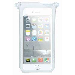 TOPEAK Smartphone Drybag for IPhone 6/6S/7 White - Pokrowiec na telefon - Biały