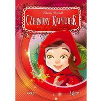 Książki dla dzieci, Baśnie - Czerwony Kapturek BR GREG (opr. miękka)