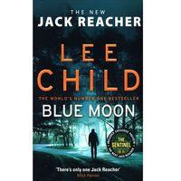 Książki do nauki języka, Blue moon - Child Lee - książka (opr. miękka)