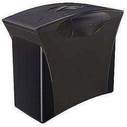 Walizeczka na teczki zawieszane ESSELTE Europost VIVIDA, czarna 623767