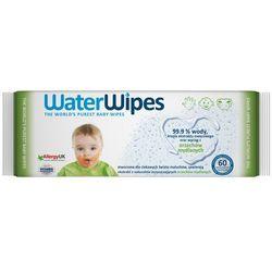 WaterWipes Chusteczki Nasączone Wodą z Soapberry, 60szt.