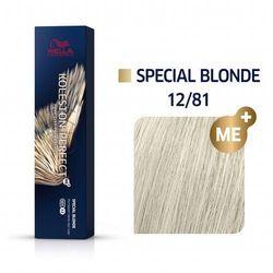 Wella Koleston Perfect ME+   Trwała farba do włosów 12/81 60ml