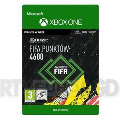 FIFA 20 4600 Punktów [kod aktywacyjny] Xbox One