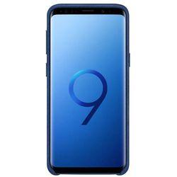 Samsung Galaxy S9 Alcantara Cover EF-XG960AL (niebieski)