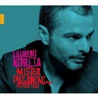 Pozostała muzyka rozrywkowa, MISTER PAGANINI - Laurent Korcia (Płyta CD)