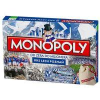 Gry dla dzieci, HASBRO Monopoly Lech Poznań FC - DARMOWA DOSTAWA!