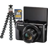 Aparaty kompaktowe, Canon PowerShot G7 X Mark II