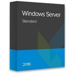 Windows Server 2016 Standard (2 cores) elektroniczny certyfikat