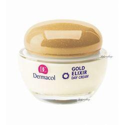 Dermacol Gold Elixir Rejuvenating Caviar Day Cream 50ml W Krem do twarzy Wszystkie typy skóry