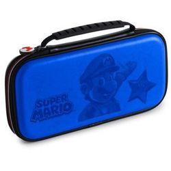 Etui BIG BEN Game Traveler Deluxe Traveler Case Niebieskie do Nintendo Switch