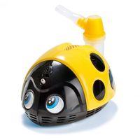 Inhalatory i nebulizatory, Inhalator FLAEM NUOVA Magic Care Mr Beetle Żółty + Zamów z DOSTAWĄ JUTRO! + DARMOWY TRANSPORT!