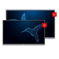 "ZESTAW: TouchScreen 5 Connect 65 + TouchScreen 5 Lite 55"" - AKTYWNA TABLICA"