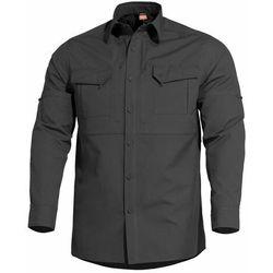 Koszula taktyczna Pentagon Plato LS, Black (K02019-01)