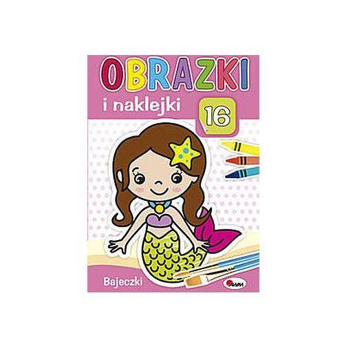 Naklejki, Obrazki i naklejki Bajeczki - Piotr Kozera
