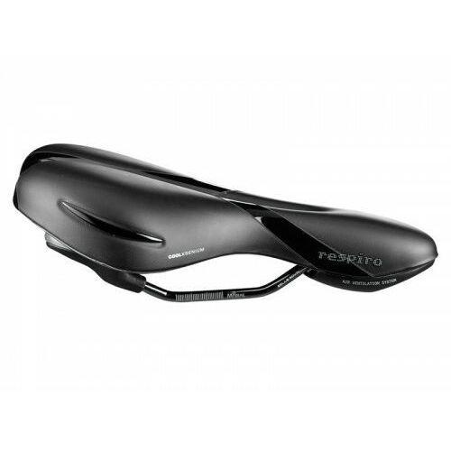 Siodełka do rowerów, SIODŁO SELLE ROYAL RESPIRO SOFT MODERATE 60st. żelowe + elastomery męskie