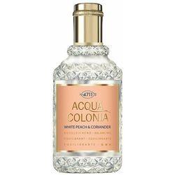 4711 Acqua Colonia White Peach & Coriander edc 50 ml - 4711 Acqua Colonia White Peach & Coriander edc 50 ml