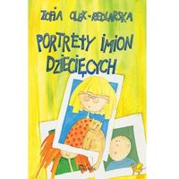 Książki dla dzieci, Portrety imion dziecięcych (opr. miękka)