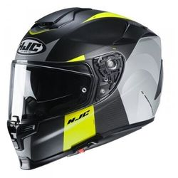 Hjc kask integralny r-pha-70 wody black/grey/yello