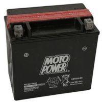 Akumulatory do motocykli, Akumulator motocyklowy Moto Power CBTX14-BS YTX14-BS 12V 12Ah 200A EN L+
