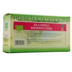 Dla dzieci Krasnoludek 20x2g - ekologiczna herbatka ekspresowa Dary Natury