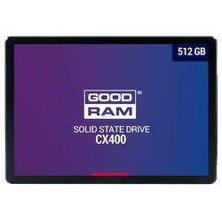 Dysk SSD GOODRAM CX400 512GB SSDPR-CX400-512