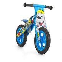 Rowerki biegowe, ROWEREK BIEGOWY DREWNIANY KING 2015 BOB #B1