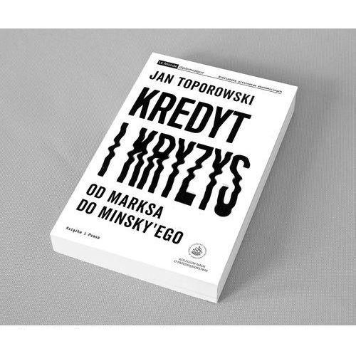 Książki o biznesie i ekonomii, Kredyt i kryzys (opr. miękka)