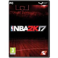 Gry na PC, NBA 2K17 (PC)