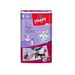 Pieluszki Bella Baby Happy - Junior (5) - 46szt.