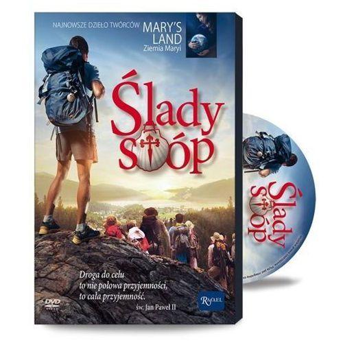 Filmy dokumentalne, Ślady stóp DVD wyprzedaż 06/18 (-20%)