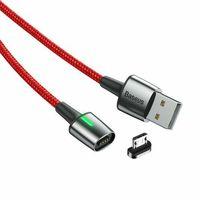 Smartbandy, Baseus Zinc Standard | Magnetyczny kabel USB - Micro USB Quick Charge 2.4A 1m
