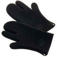 Rękawice ochronne, Rękawice piekarnicze 285 mm, silikonowe | TOMGAST, T-31-031