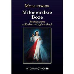 Miłosierdzie Boże - modlitewnik (opr. broszurowa)