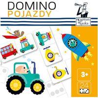 Gry dla dzieci, Kapitan Nauka Domino Pojazdy