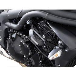 CRASH PADY TRIUMPH SPEET TRIPLE 1050 (04-10) BLACK SW-MOTECH