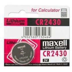 CR2430 Maxell 3.0V