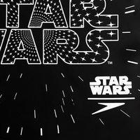 Czepki, speedo Star Wars Slogan Czepek pływacki Dzieci czarny 2019 Czepki