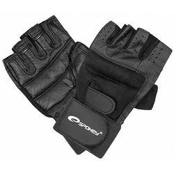 Rękawice fitness SPOKEY Toro (rozmiar L) Czarny