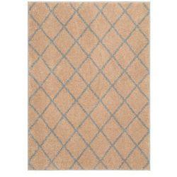 Dywan shaggy LUMI różowy 160 x 220 cm