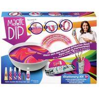 Kreatywne dla dzieci, Magic DIP Zestaw Przybory Szkolne - TM Toys - BEZPŁATNY ODBIÓR: WROCŁAW!