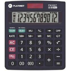 Kalkulator PLATINET PM223T 12D TAX 40468