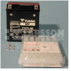 Akumulator bezobsługowy YUASA YTX7L-BS 1110234 Suzuki VL 250, TM Racing SMX 450