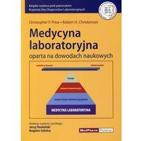 Książki o zdrowiu, medycynie i urodzie, Medycyna laboratoryjna oparta na dowodach naukowych (opr. miękka)