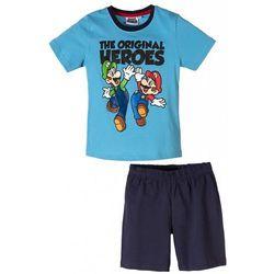 Piżama chłopięca Mario 2W34AE Oferta ważna tylko do 2019-04-24