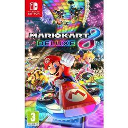 Mario Kart 8 Deluxe - Nintendo Switch - Wyścigi