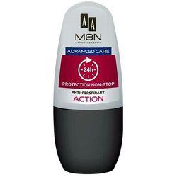 AA Advanced Care Dezodorant roll-on Action dla mężczyzn 50ml
